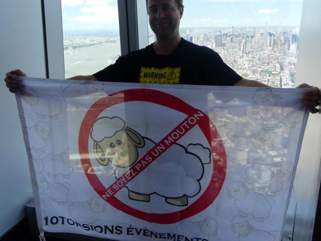 10Torsions à New York