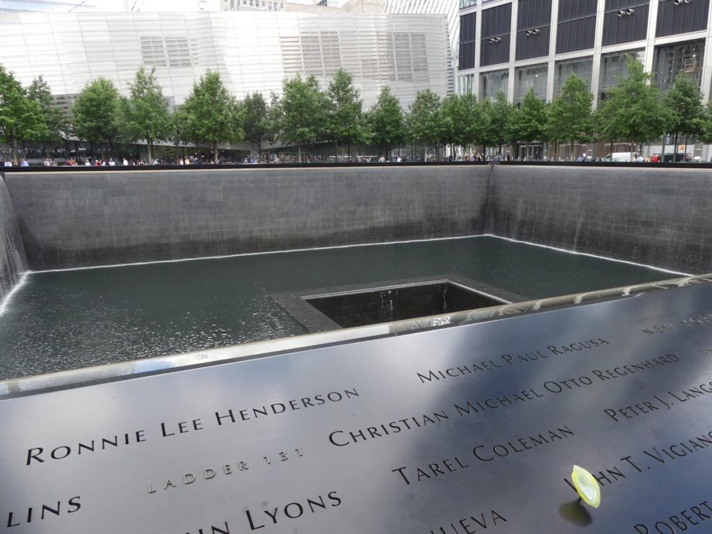 mémorial du 11 septembre