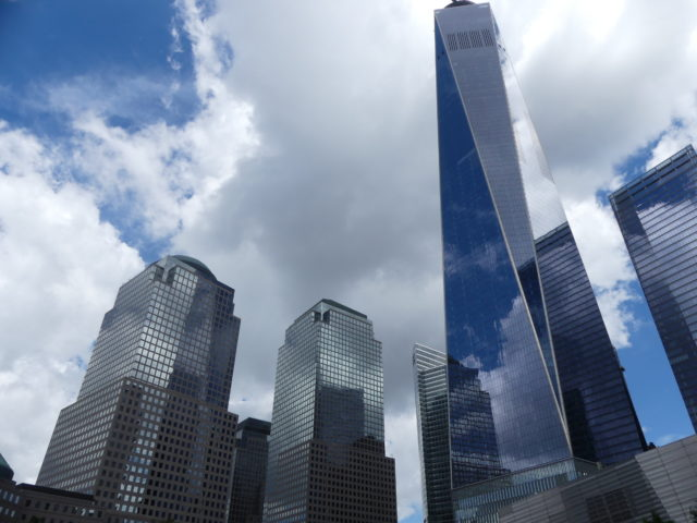 World Trade Center : la tour One World