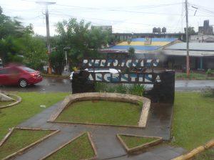 Puerto Iguazu, c'est humide