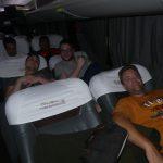bus CAMA de Concordia à Iguazu