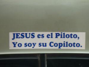 bus de Pavona à Cariri : ça donne le ton !