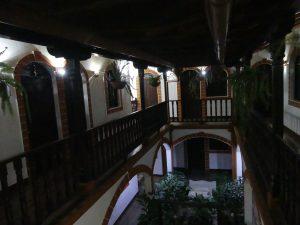 découverte Hotel La Gran Sultana (arrivée de nuit)