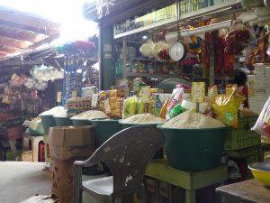 le marché à Granada, Nicaragua