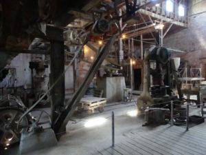 L'atelier historique