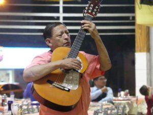 musicien à la gargote