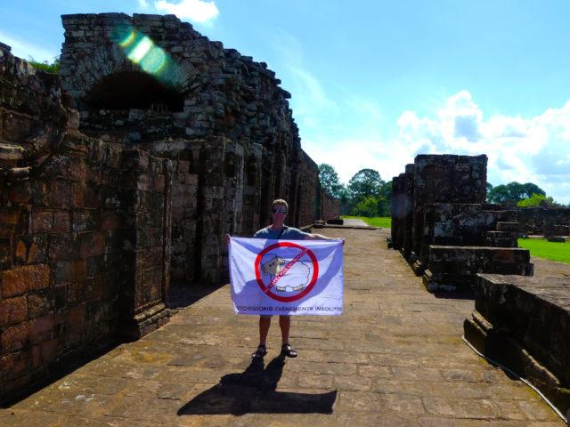 10Torsions à Trinidad, Paraguay