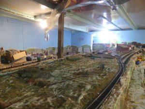 modèles réduits de train en Nouvelle Zélande