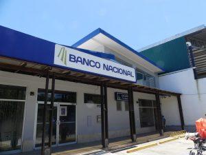 Banco Nacional : retraits sans frais à l'ATM