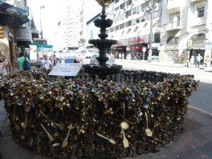 la fontaine des amoureux, ici aussi
