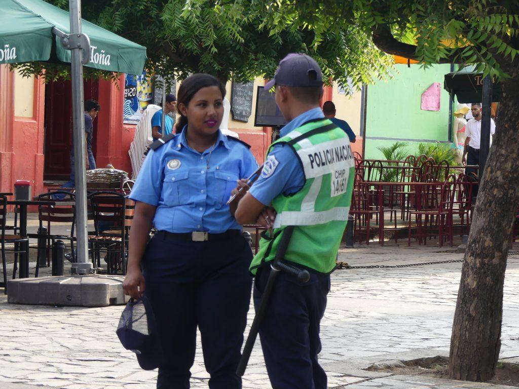 La police est très occupée
