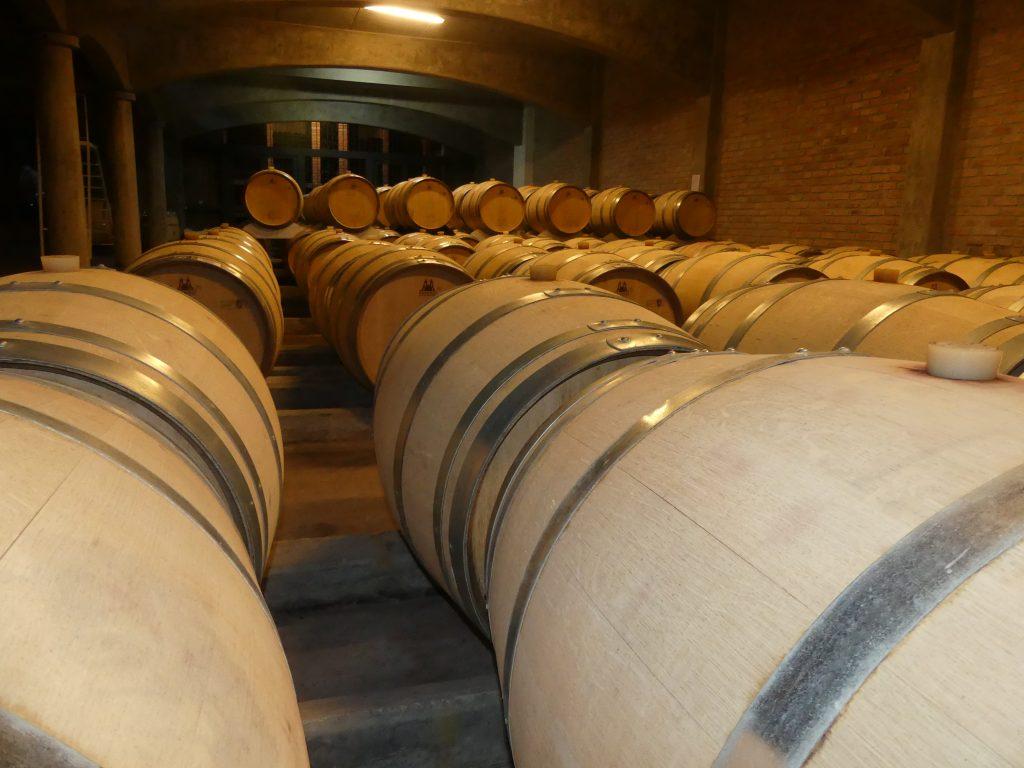 quelques tonneaux importés : le Made In France marche à fond ici