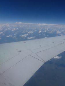 le vol est impeccable