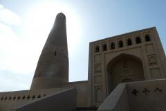 Mosquée à Turpan