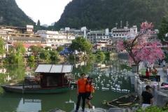 ville touristique proche de Guilin
