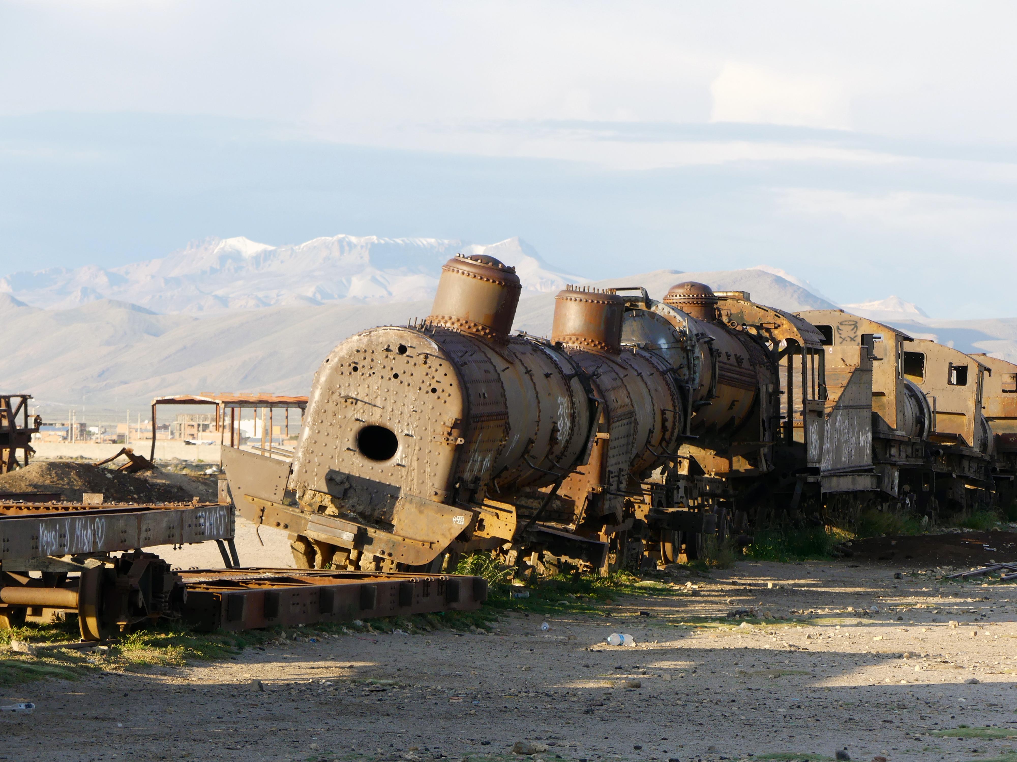 Cimetière de trains visite du soir (16)