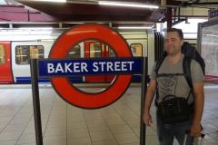 Station de métro Baker Street