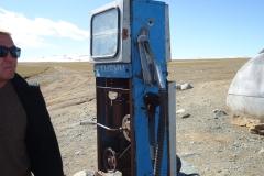 Pompe à essence manuelle