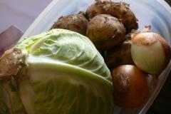 de vrais légumes