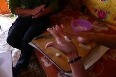 Boulettes de pâte
