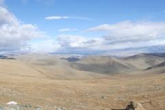 Paysage de l'Altaï, Mongolie