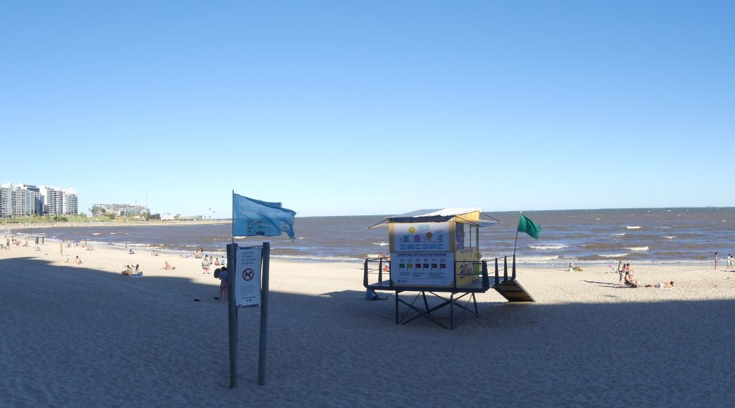 plage de Montevideo