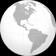 Costa Rica, Amérique Centrale : entre le Panama et le Nicaragua