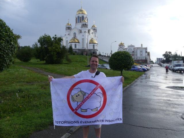Ekaterinburg, Russie