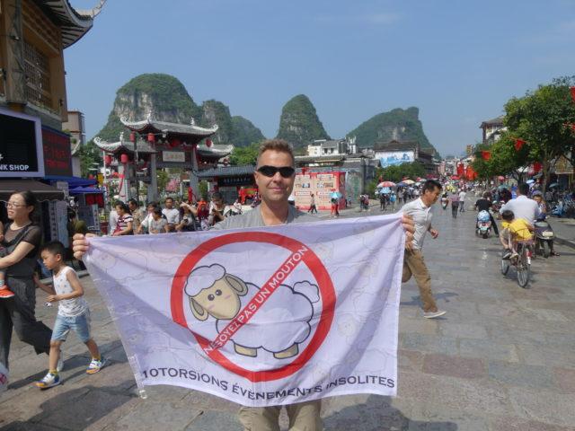 10Torsions en Chine (Sichuan)