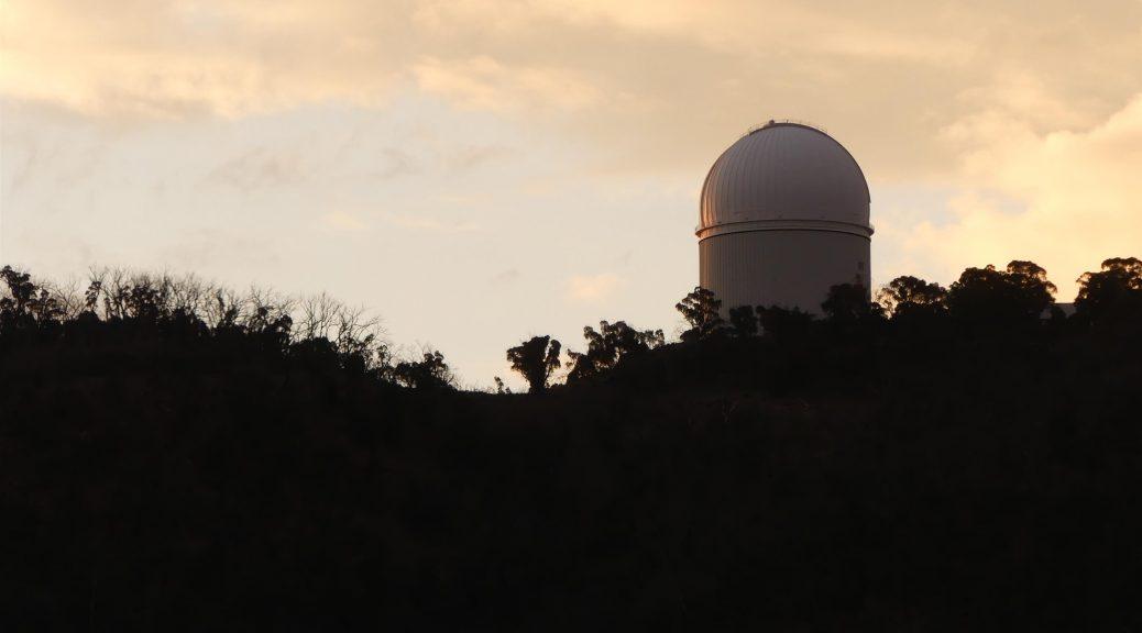 Warrumbugle NP et l'observatoire