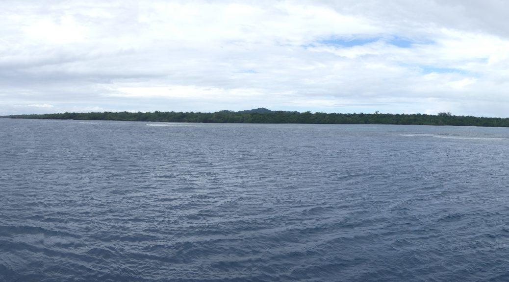 ferry de Savai'i à Upolu (5)