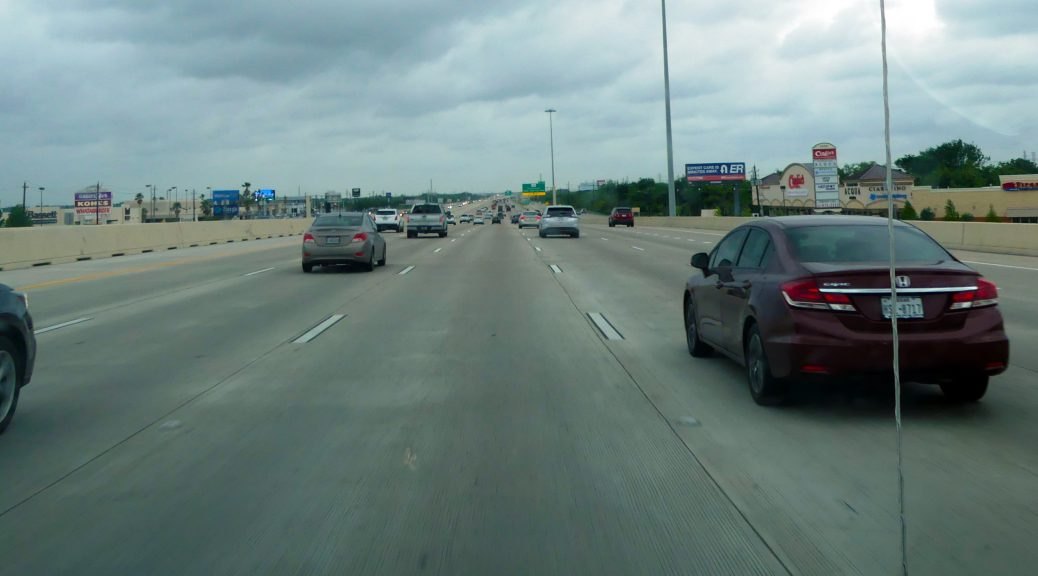 Interstate 45N à Houston