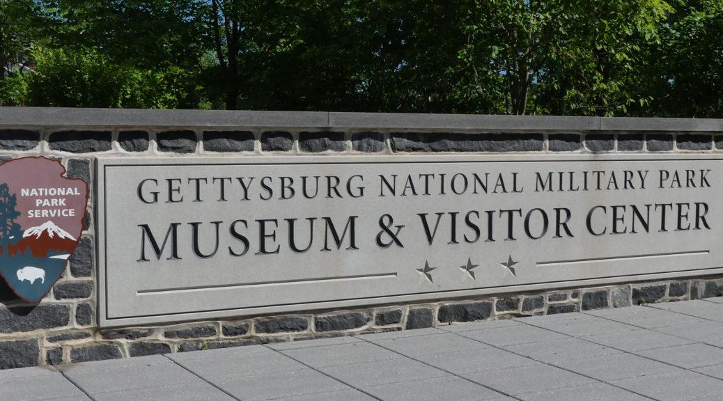 Gettysburg visitor center