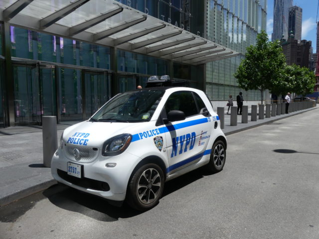 Police de New York !