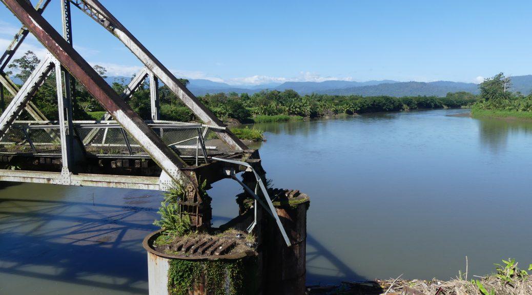 passage de la frontière : Panama-Costa Rica