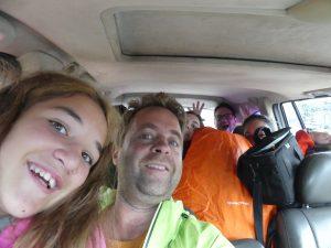 une photo au hasard de notre tour du monde en famille